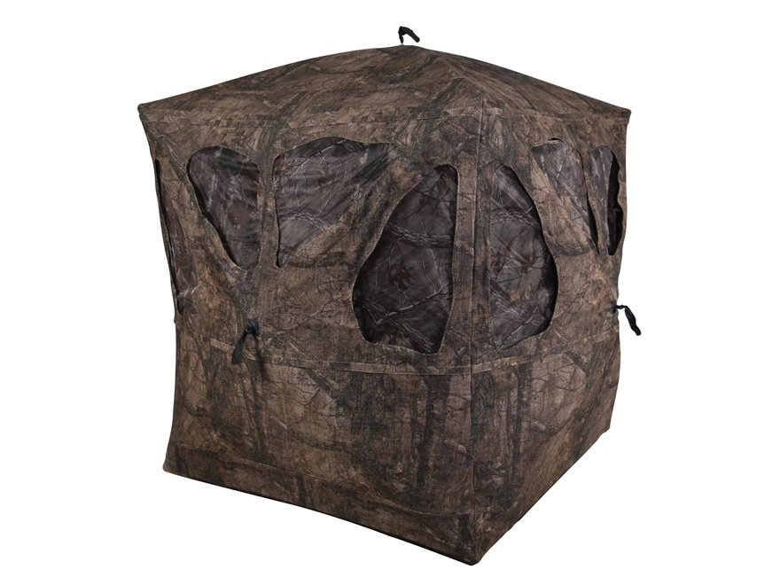 "Ameristep Supernatural Ground Blind 75"" x 75"" x 67"" Polyester Realtree Xtra Camo"