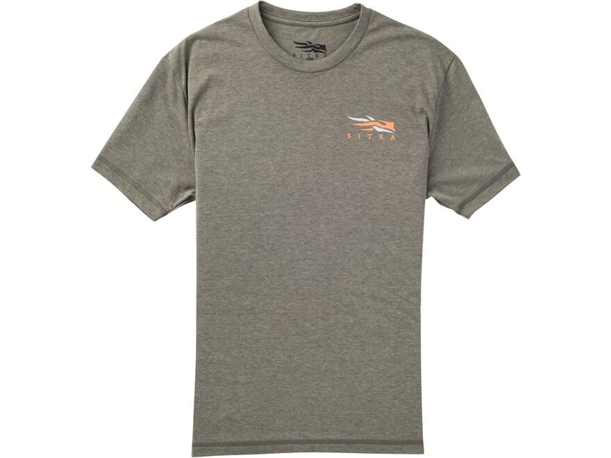 Sitka Gear Men's Broadhead Arrow T-Shirt Short Sleeve Polyester/Cotton