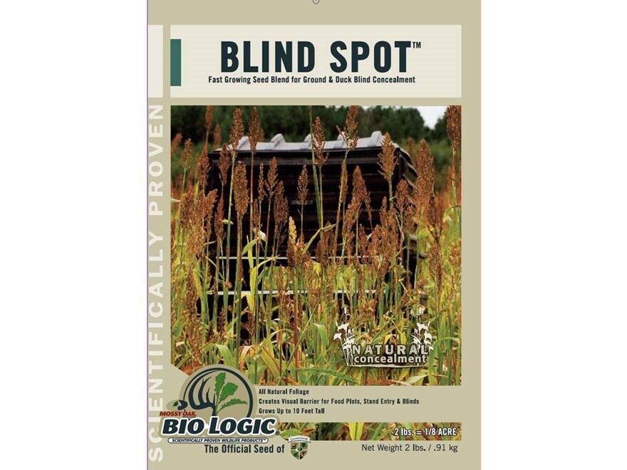 BioLogic Blind Spot Food Plot Seed 2 lb