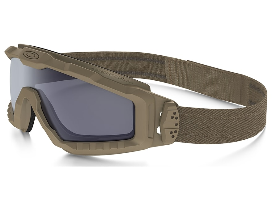 oakley tactical goggles