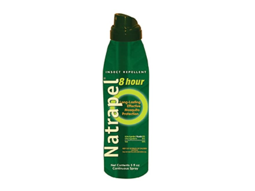 Natrapel Deet Free Insect Repellent Spray 6 oz