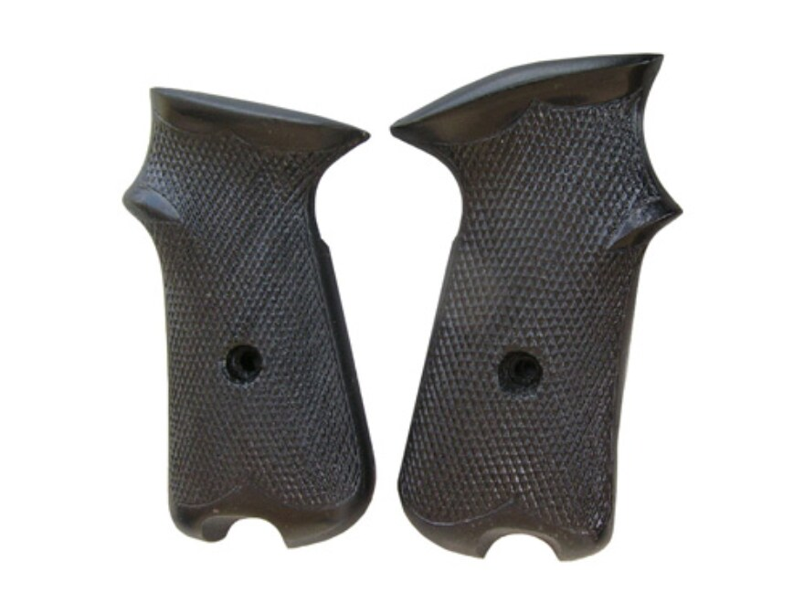 Vintage Gun Grips Haerens Tojus 9mm Luger Polymer Black