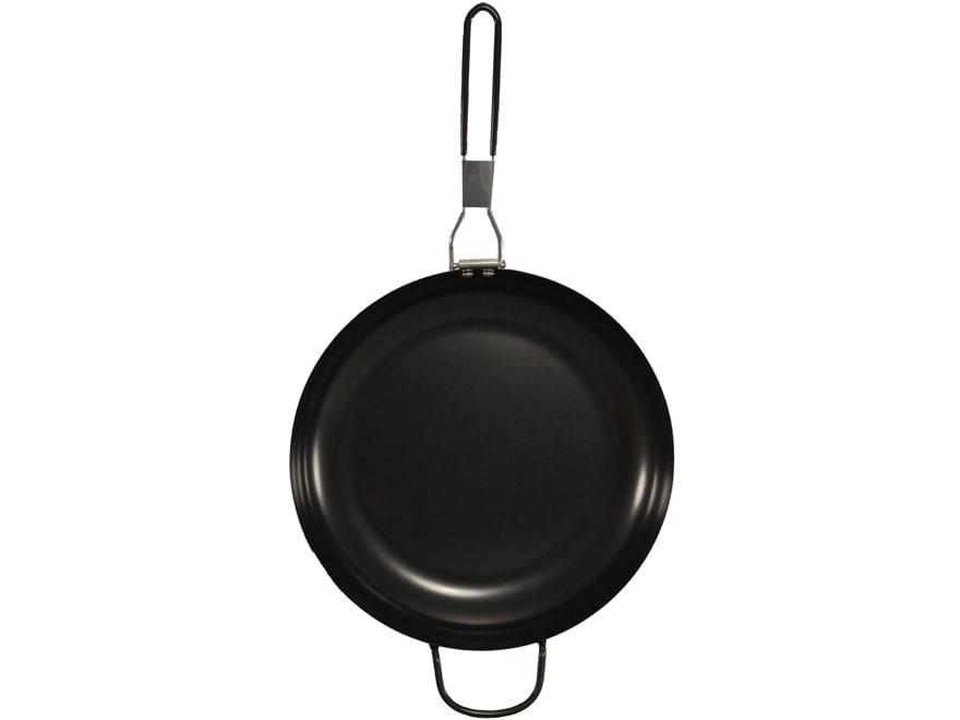 """Coleman 12"""" Steel Frying Pan"""
