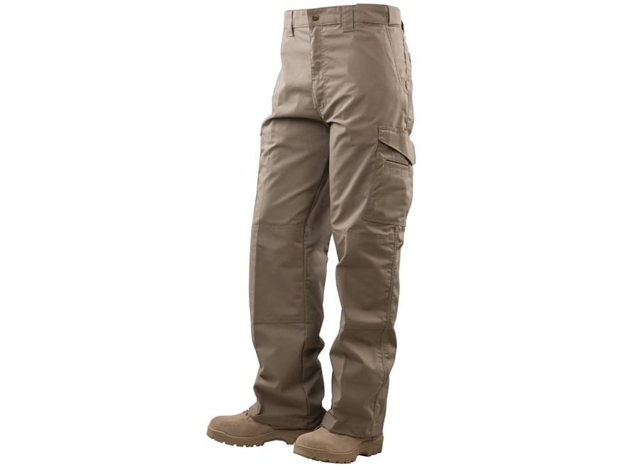 Tru-Spec Men's 24-7 Tactical Boot Cut Pants Polyester Cotton Ripstop