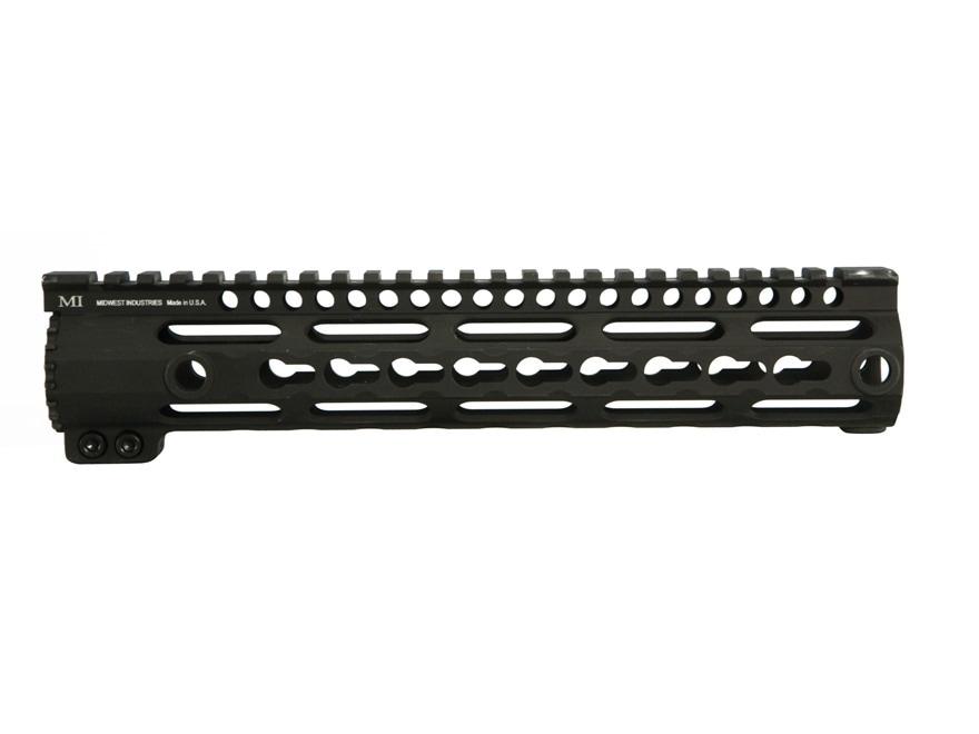 Midwest Industries K-Series Free Float KeyMod Handguard AR-15 Aluminum