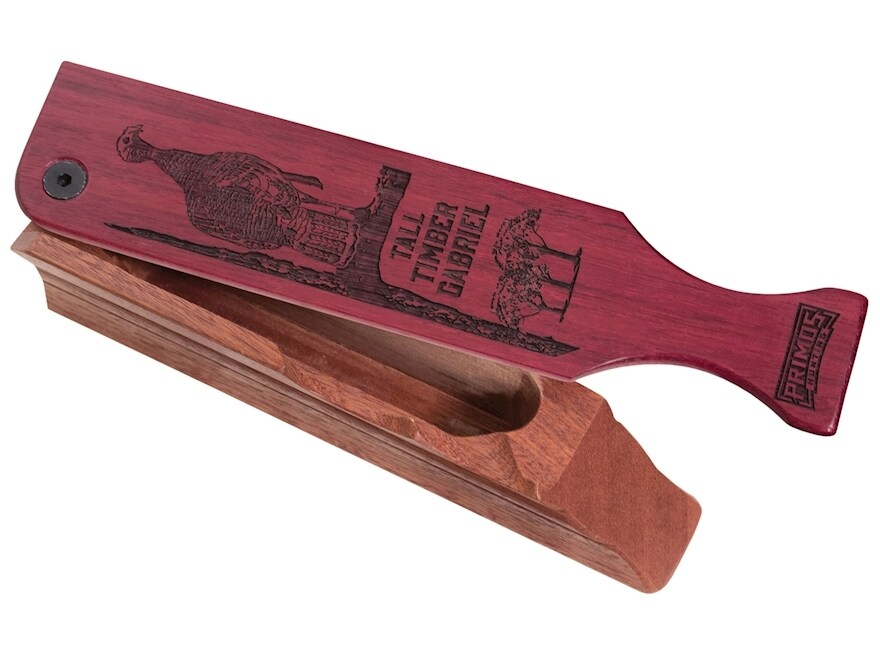 Primos Tall Timber Gabriel Box Turkey Call