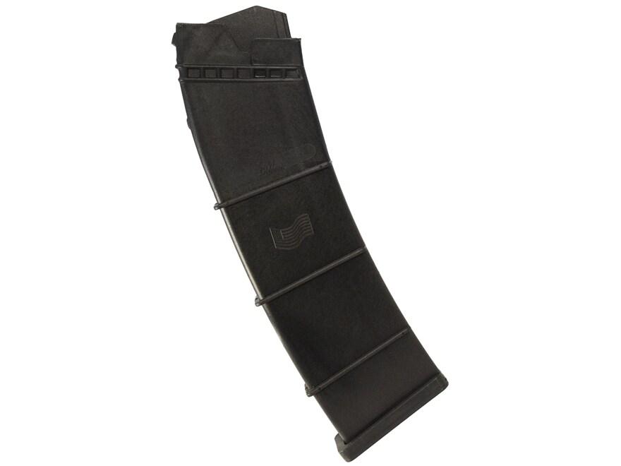 SGM Tactical Magazine Vepr 12 Gauge Polymer Black