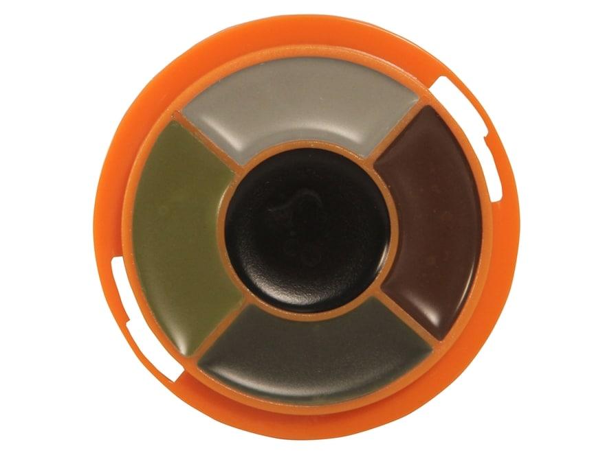 Dead Down Wind Ambush 5-Color Face Paint Wheel