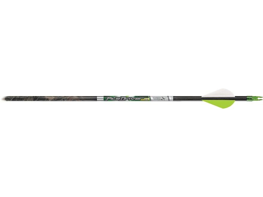 "Carbon Express Piledriver DS Hunter Carbon Arrow 2"" Blazer Vanes Pack of 6"
