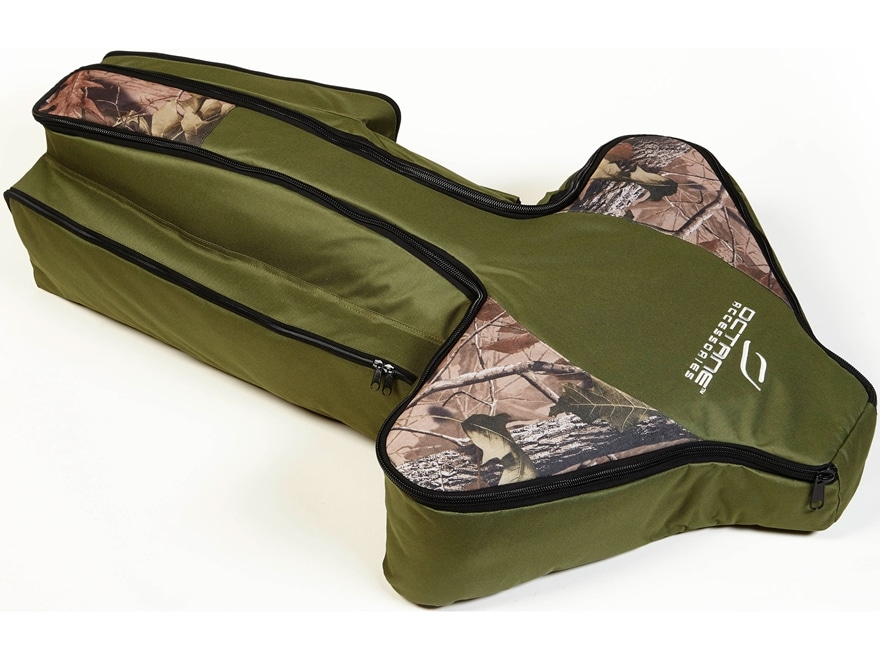 Excalibur Octane Crypt Crossbow Case for Micro Crossbows Polyester Green and Camo