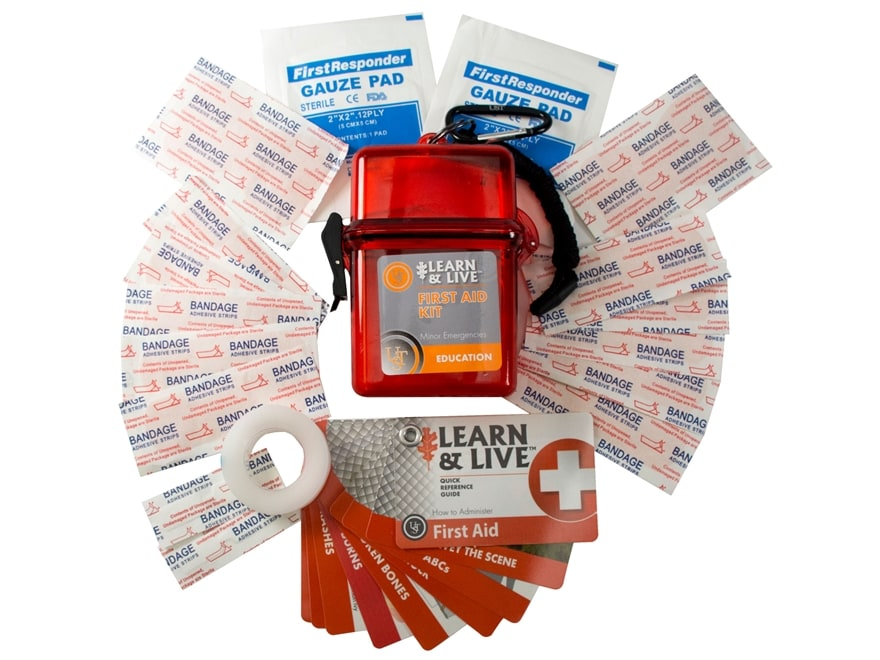 UST Learn & Live Survival Kit First Aid