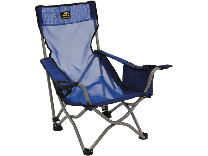 ALPS Mountaineering Getaway Camp Chair Blue