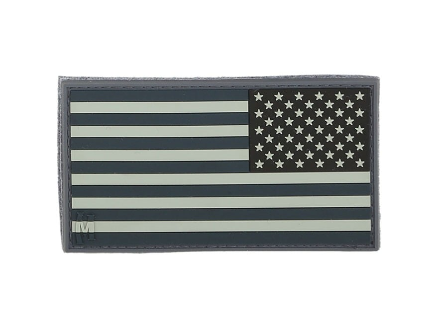 Maxpedition Reverse USA Flag PVC Morale Patch