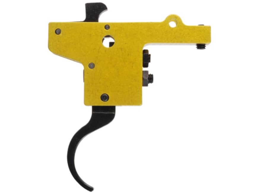 Timney Featherweight Rifle Trigger Mauser 93-96 without Safety 1-1/2 to 4 lb Blue