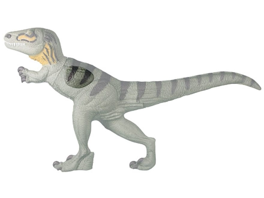 Rinehart Velociraptor Dinosaur 3-D Foam Archery Target Replacement Insert