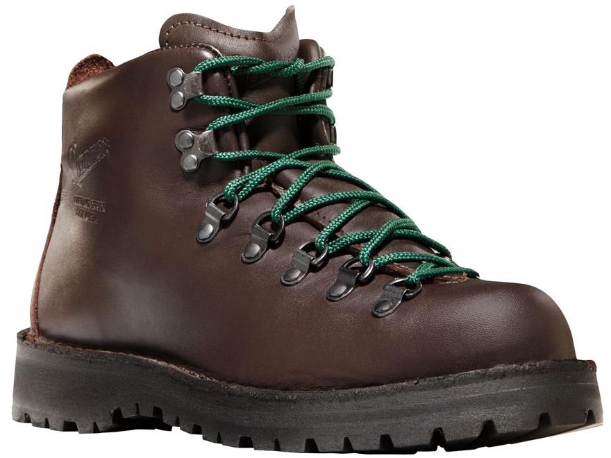 """Danner Mountain Light II 5"""" Waterproof Hiking Boots Leather Women's"""