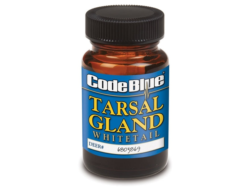 Code Blue Tarsal Gland Deer Scent Liquid 2 oz