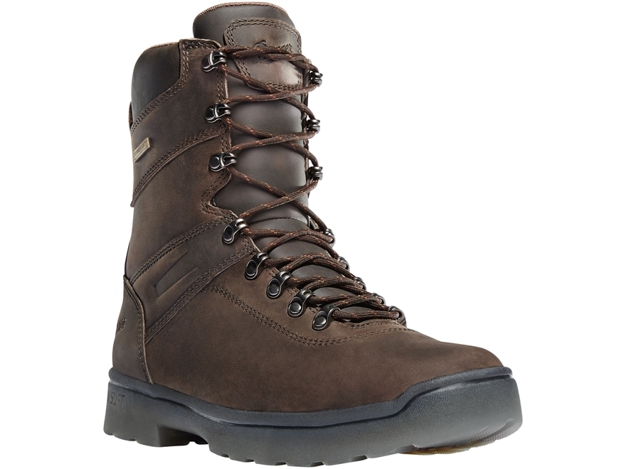 """Danner Ironsoft 8"""" Waterproof Non-Metallic Safety Toe Work Boots Leather Men's"""