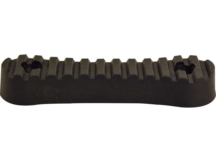 American Built Arms Urban Recoil Pad for Assault and Sniper Stocks Black