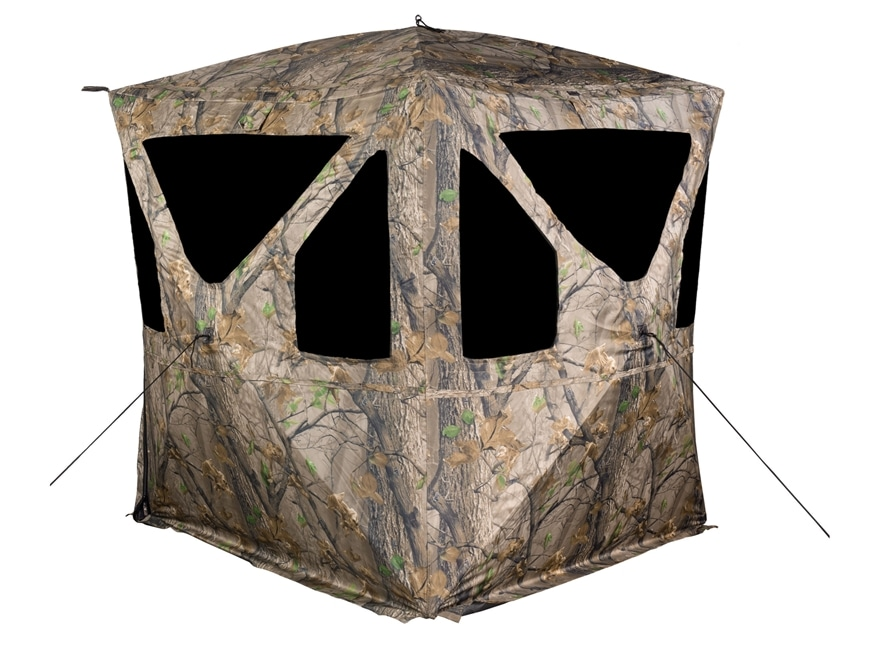 "Big Game Ravage Ground Blind 72"" x 72"" x 64"" Polyester Epic Camo"