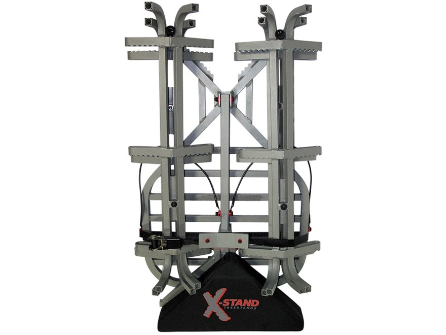 X-Stand The Back Country Hang On Treestand Combo Aluminum