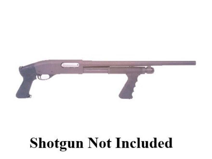 Choate Pistol Grip Ithaca 37 Composite Black