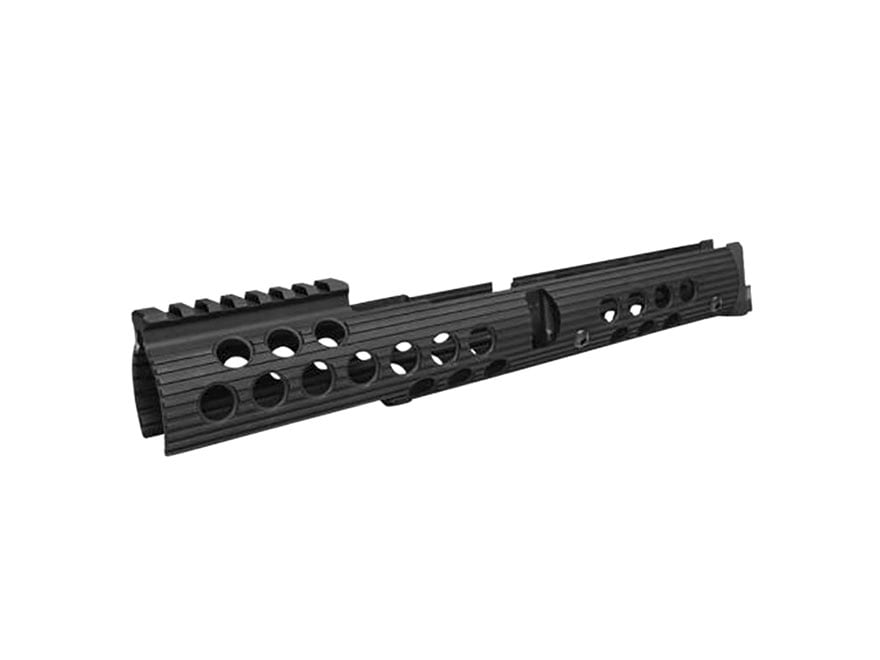 Troy Industries Battle Rail Extended Handguard Long AK-47, AK-74 Stamped Receiver Alumi...