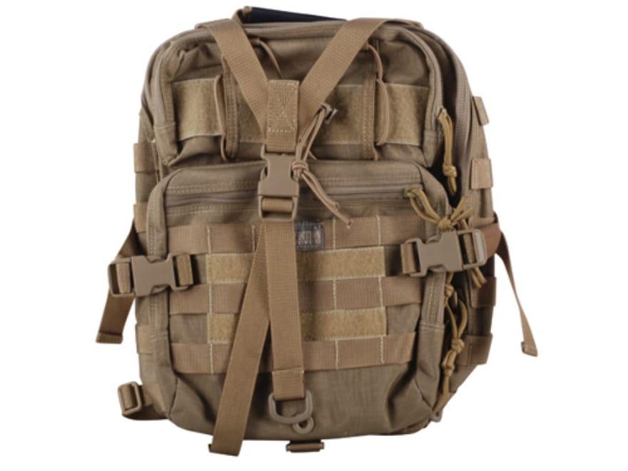 Maxpedition Malaga GearSlinger Pack Nylon Khaki
