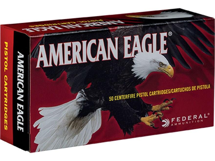 Federal American Eagle Ammunition 45 ACP 230 Grain Full Metal Jacket
