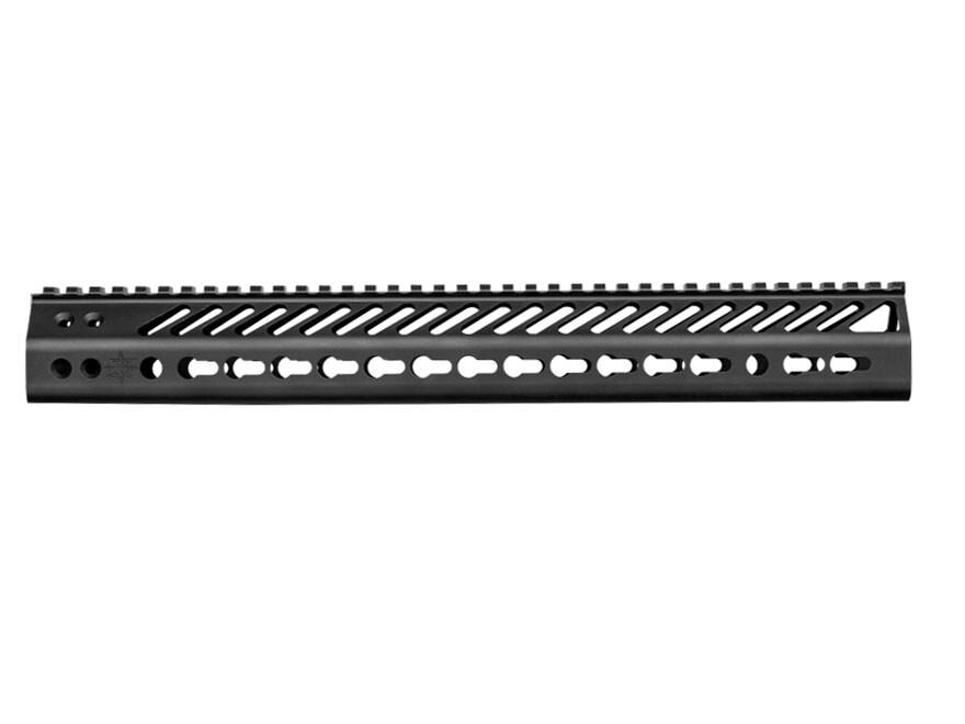 Seekins Precision SP3R Handguard Ruger Precision Rifle Aluminum Matte