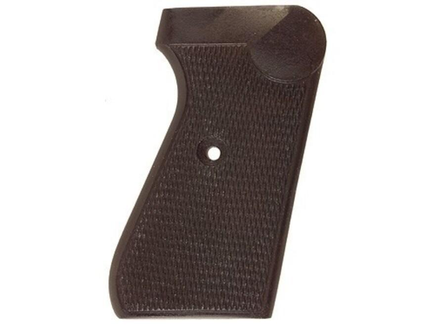 Vintage Gun Grips Sauer H 38 32 Caliber Polymer Black