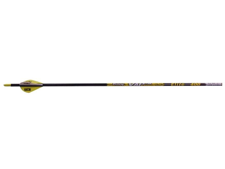 """Victory VAP .166 Series Elite Carbon Arrow 2"""" Vanes Pack of 6"""