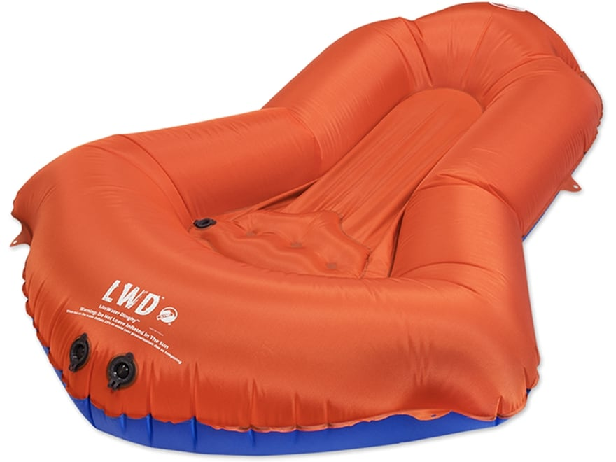 Klymit Litewater Dinghy Polyester Blue and Orange