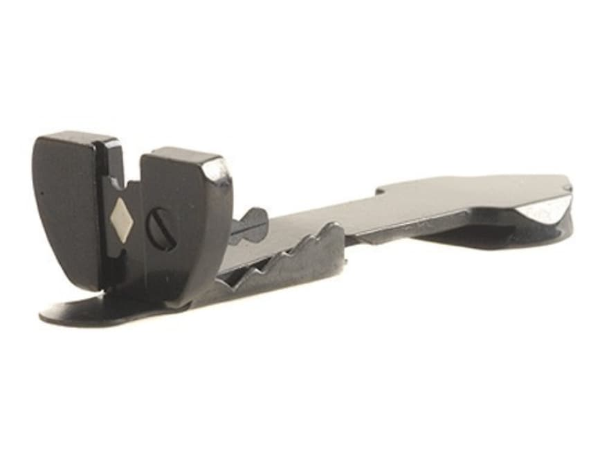 """Marble's Sporting Rear Sight Carbine-Style 1-7/8"""" Short Blade Flat Top with Double Step..."""