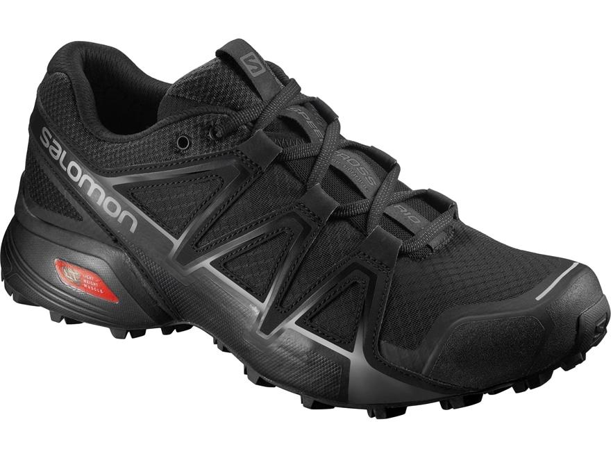 "Salomon Speedcross Vario 2 4"" Trail Running Shoes Synthetic Men's"