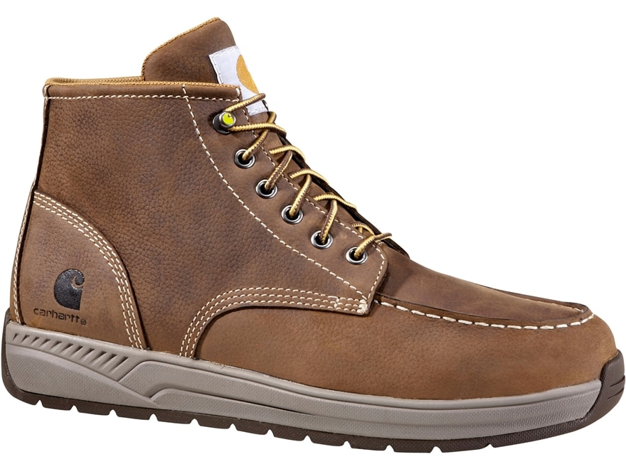 "Carhartt 4"" Lightweight Wedge Hiking Boots Leather Men's"
