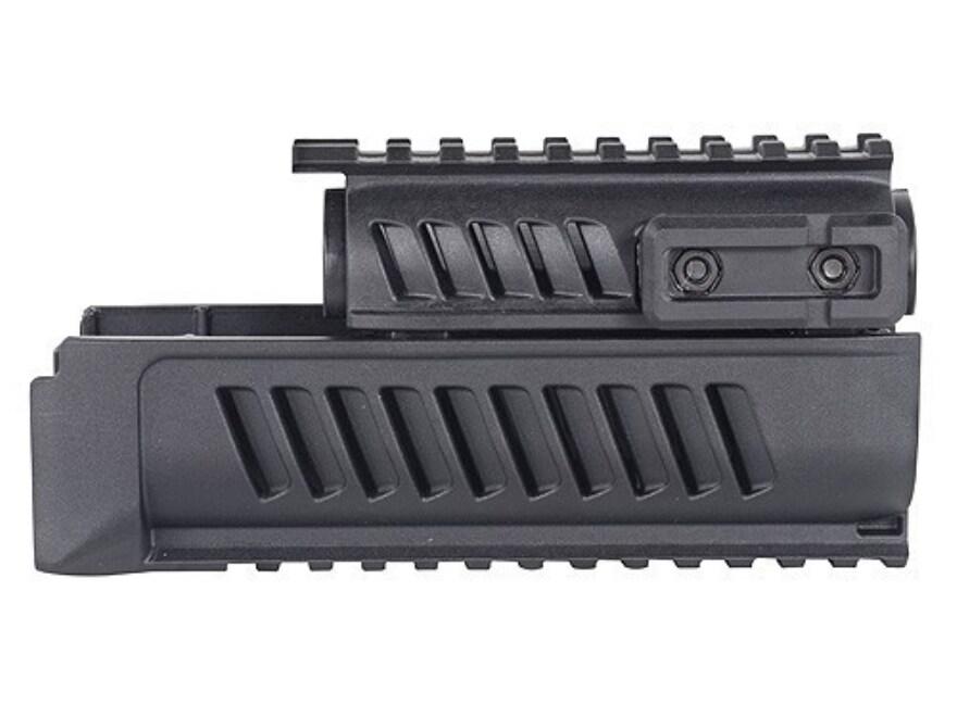 FAB Defense Handguard with Picatinny Rails AK-47 Polymer