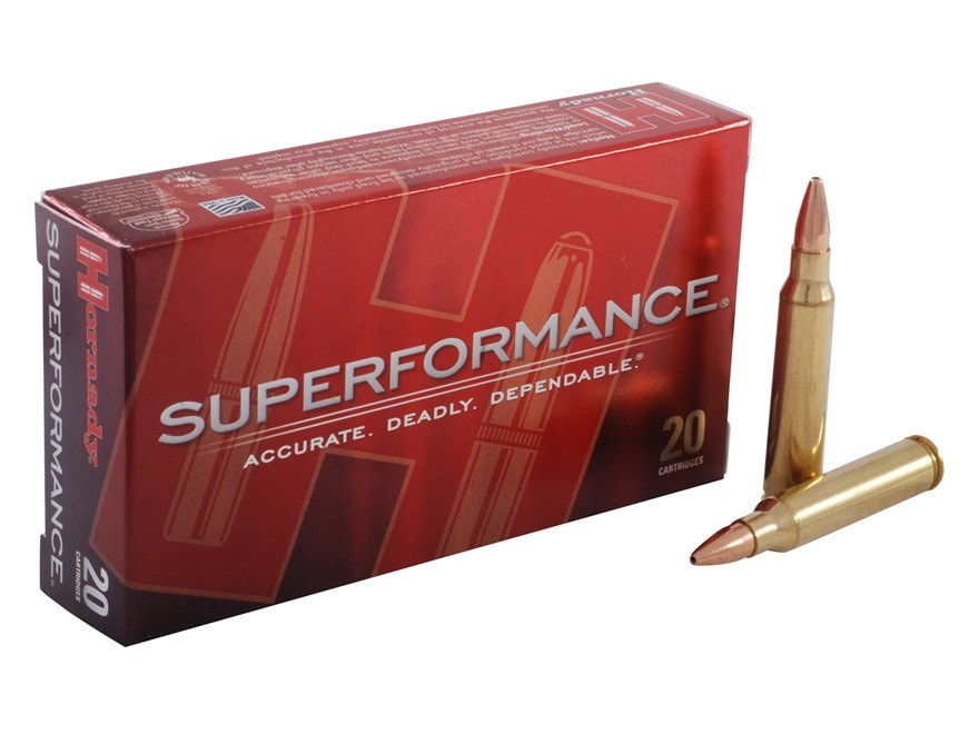 Hornady Superformance GMX Ammunition 5.56x45mm NATO 55 Grain GMX Hollow Point Boat Tail...