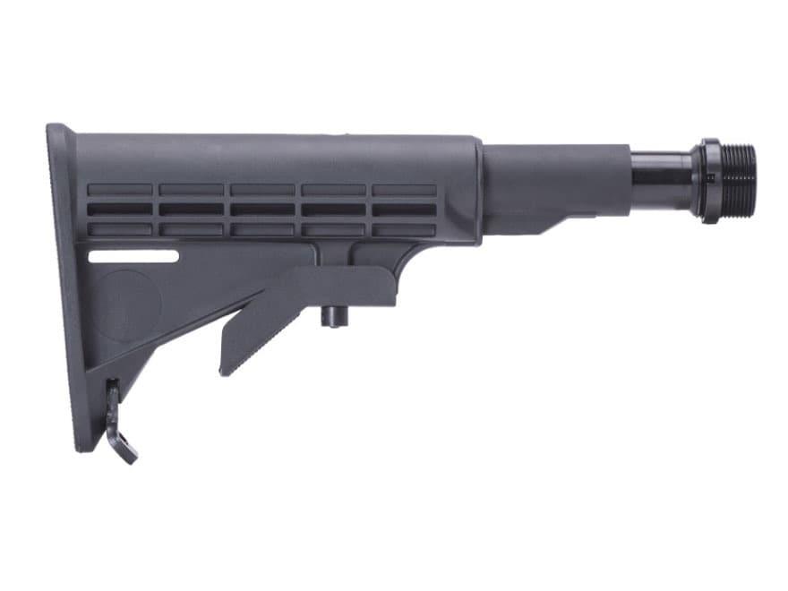 Mesa Tactical M4 SOPMOD Telescoping Hydraulic Recoil Stock Mil-Spec