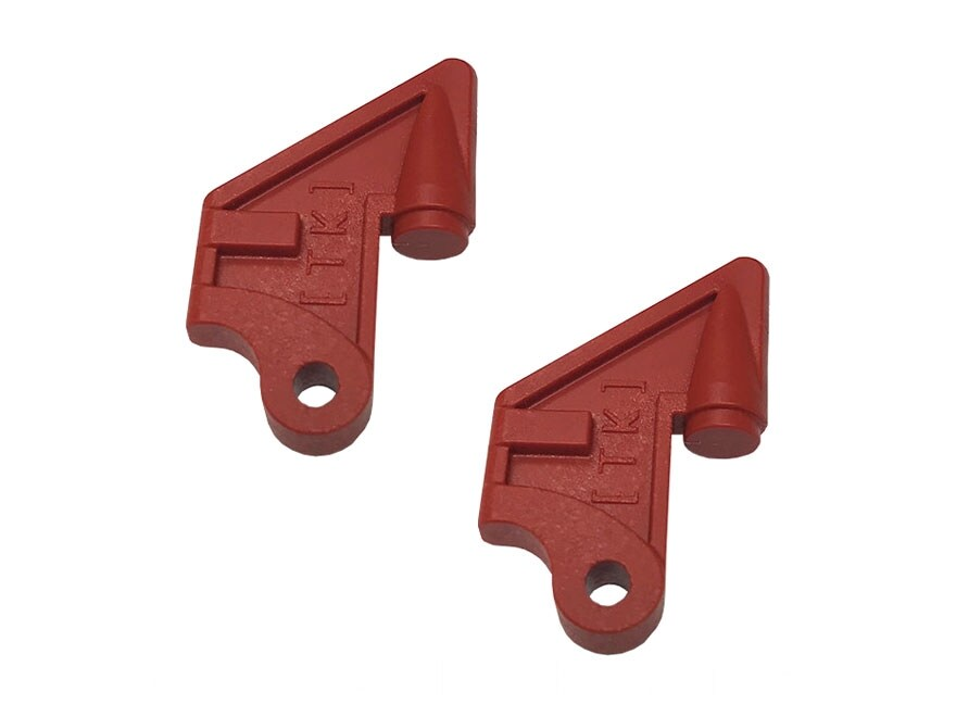 TandemKross Maximus Plus 1 Follower Zytel Red Package of 2
