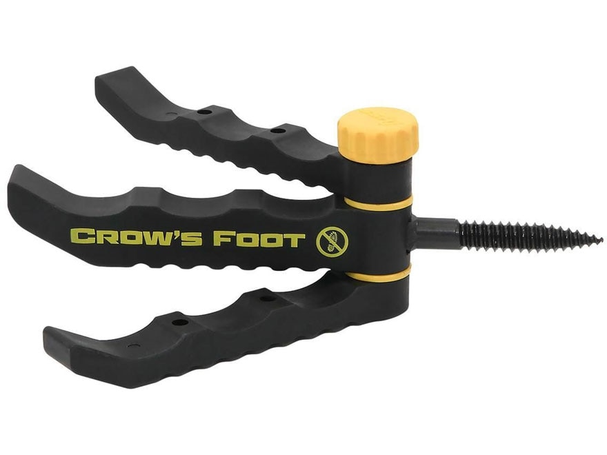 Hunter Safety System Crow's Foot 3-In-1 Treestand Accessory Hook Steel