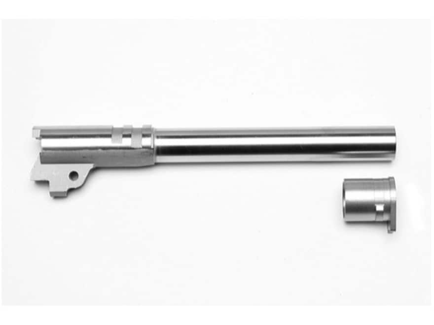 Wilson Combat Match Grade Nowlin-Wilson Ramped Barrel with Bushing 1911 Government 38 S...