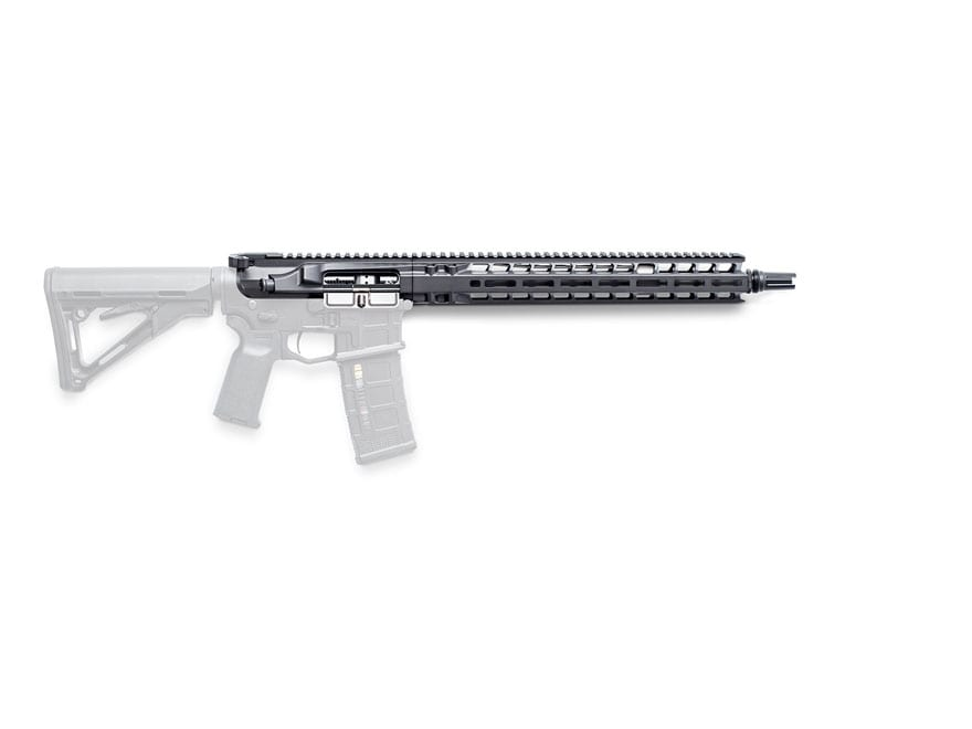 "Radian AR-15 Pistol Model 1 Upper Receiver Assembly 300 AAC Blackout 14.5"" Barrel with ..."