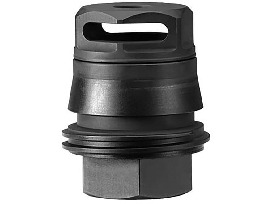 Sig Sauer TAPER-LOK Muzzle Brake Sig SRD762-QD Suppressor Adapter 7.62mm Steel Matte