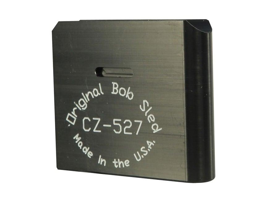 Original Bob Sled Loading Block CZ-527 22 Hornet, 221 Fireball, 222 Remington 1-Round P...