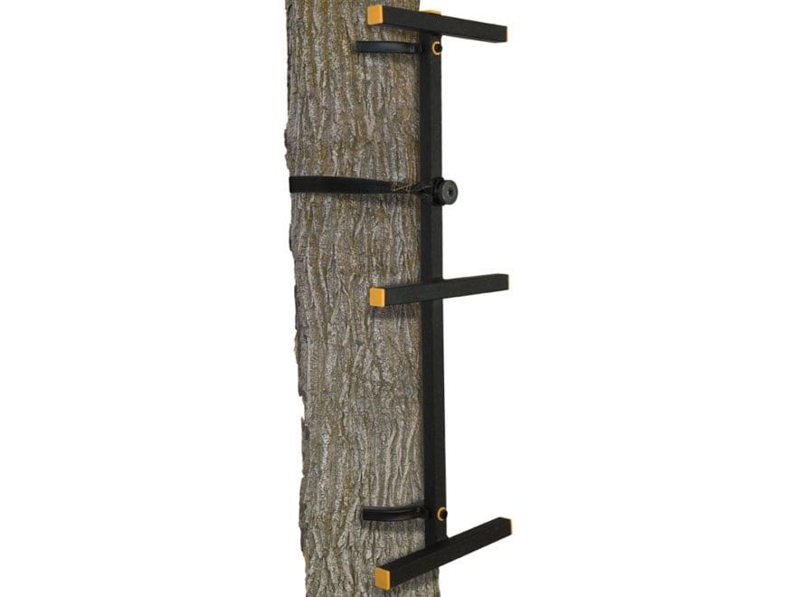 "Muddy Outdoors The Outfitter Treestand Climbing Stick 32"" Steel Black Pack of 3"