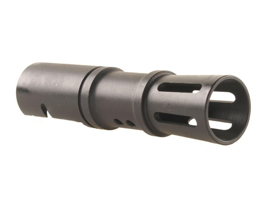 John Masen Muzzle Brake Ruger Mini-14 Stainless Steel Matte