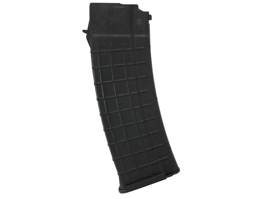 ProMag Magazine Polytech AKS-223 223 Remington, 5.56x45mm 30-Round Polymer Black