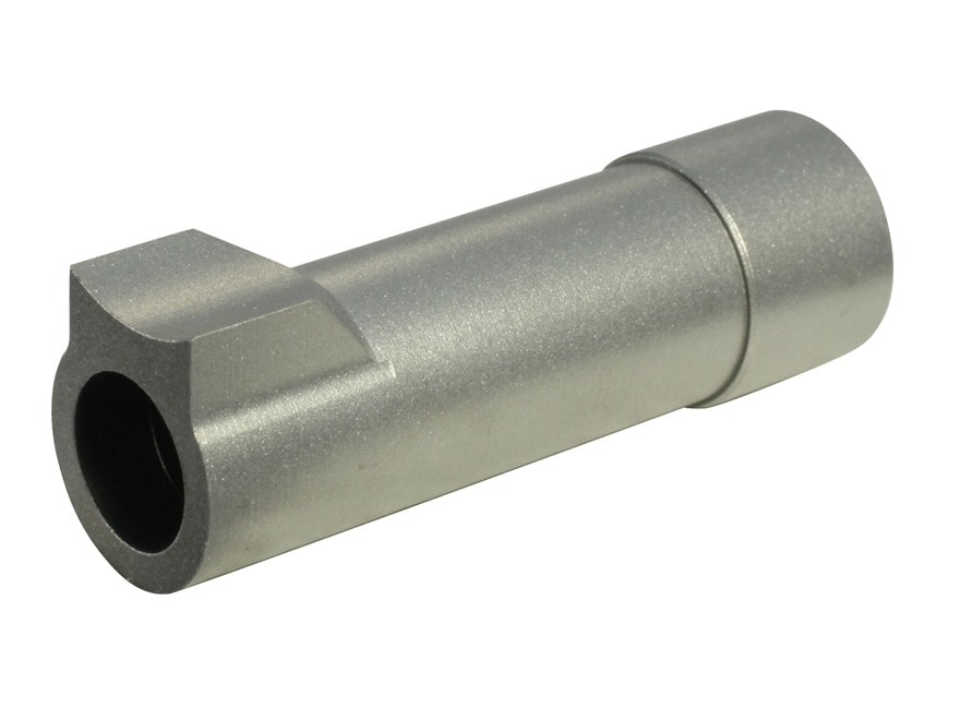 Wilson Combat Reverse Recoil Spring Plug Bull Barrel Supported Open End 1911 Government