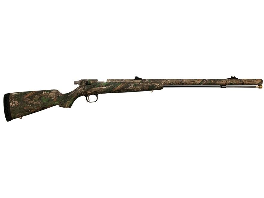 "Knight TK2000 Western Muzzleloading Shotgun 12 Gauge 26"" Barrel Synthetic Stock Realtre..."